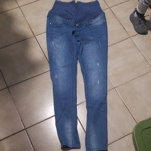 H&M Maternity Jeans Size 10